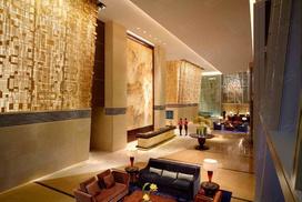 北京国贸大酒店大堂