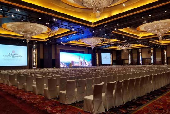 北京国贸大酒店特色3