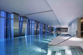 北京国贸大酒店泳池/康体