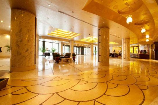 北京亚洲大酒店大堂