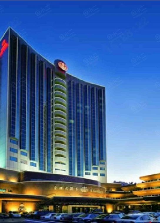 北京亚洲大酒店外观/俯瞰
