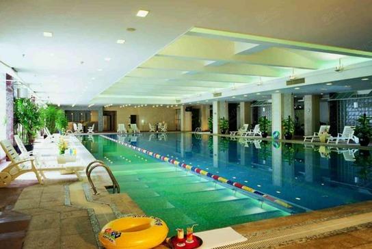 北京亚洲大酒店泳池/康体