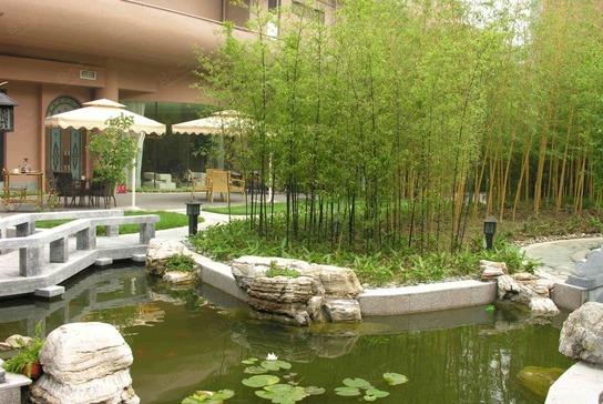 北京亚洲大酒店环境