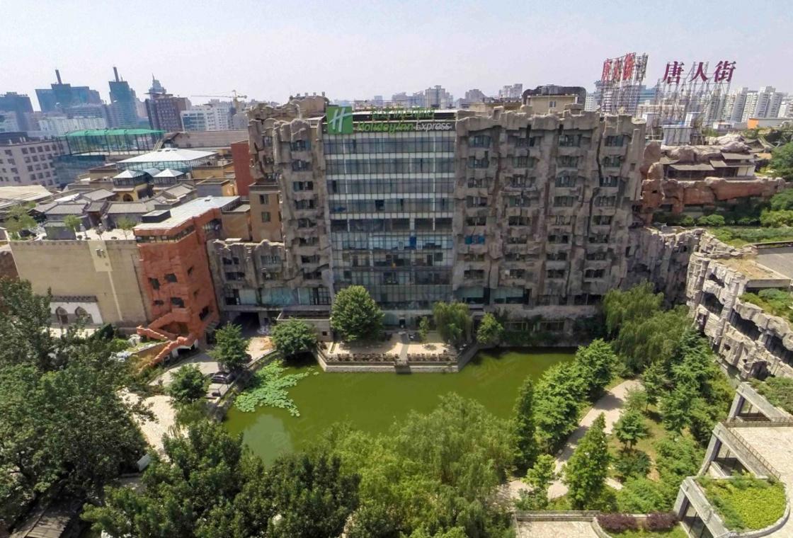 北京民族园智选假日酒店特色1