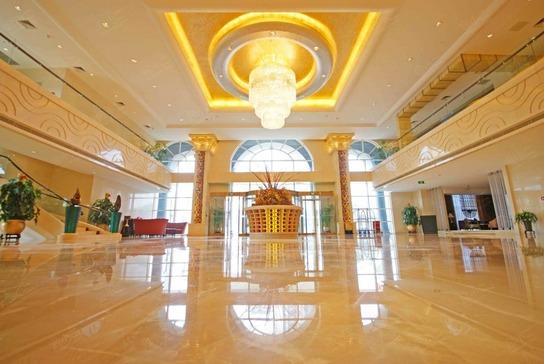 北京丽景湾国际酒店大堂