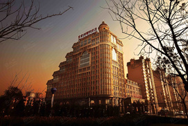 北京丽景湾国际酒店环境