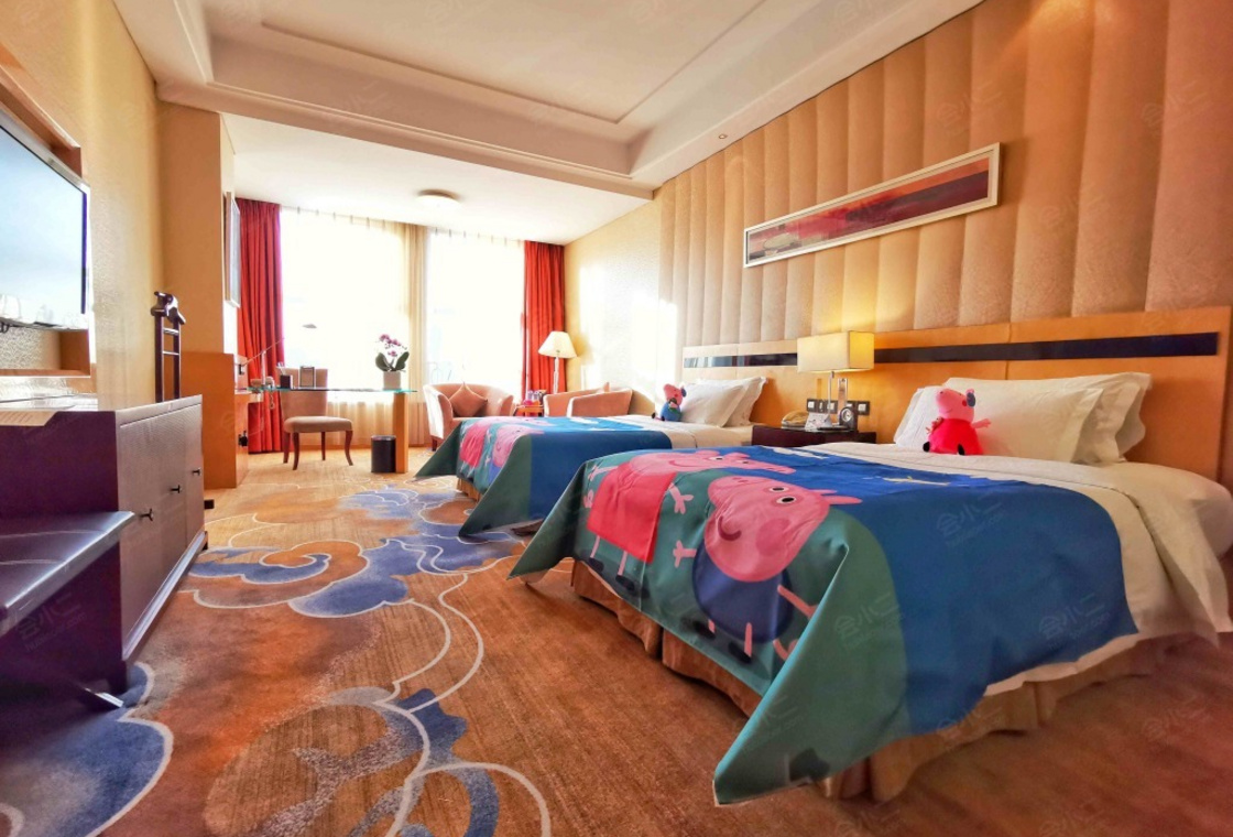 北京丽景湾国际酒店特色1