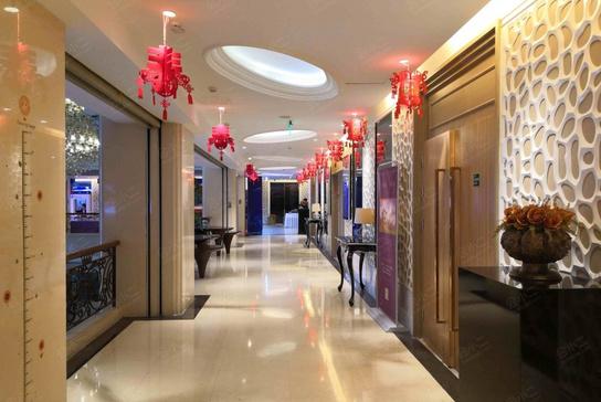 北京帝景豪廷酒店环境
