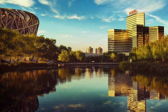 北京凯迪克格兰云天大酒店环境