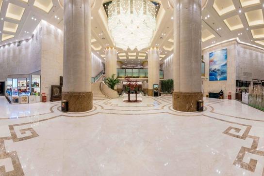 北京凯迪克格兰云天大酒店大堂