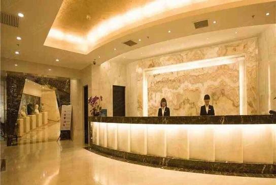 北京奥加美术馆酒店大堂