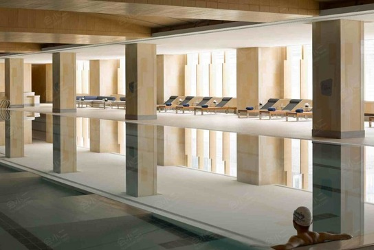 北京嘉里大酒店泳池/康体