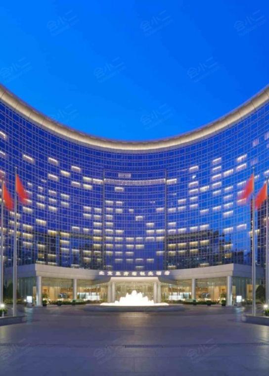北京东方君悦大酒店外观/俯瞰