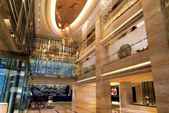 北京唐拉雅秀酒店大堂