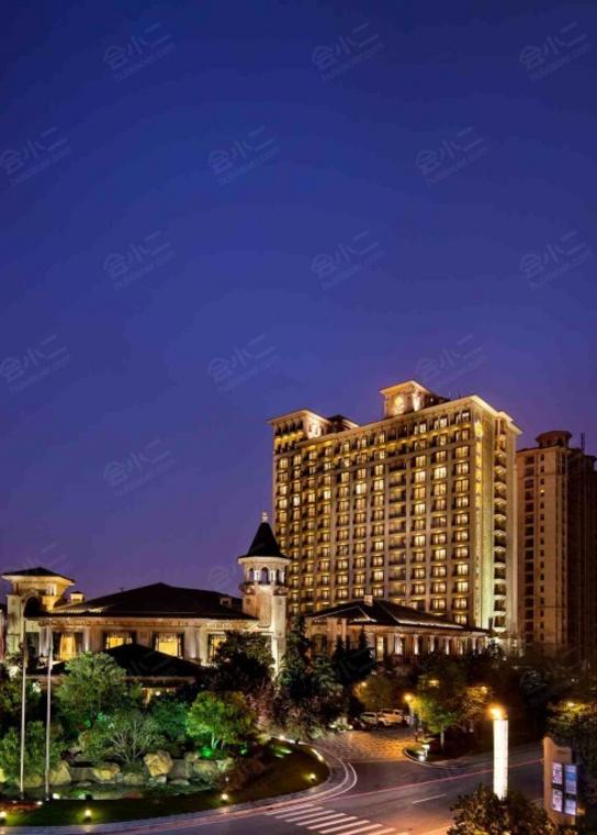 上海浦东星河湾酒店外观/俯瞰