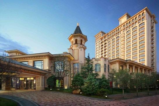 上海浦东星河湾酒店环境