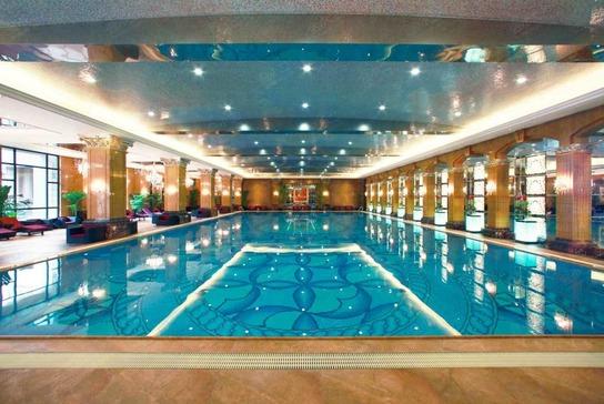 上海浦东星河湾酒店泳池/康体
