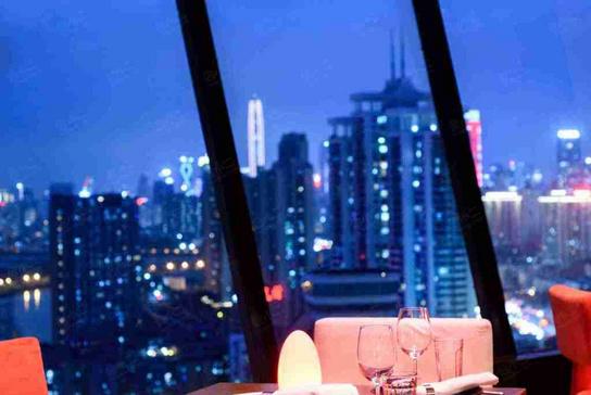 深圳香格里拉大酒店环境