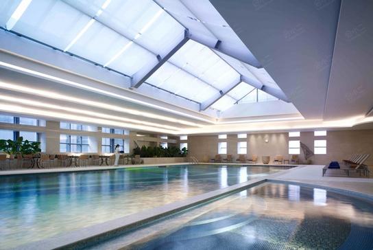 苏州香格里拉大酒店泳池/康体