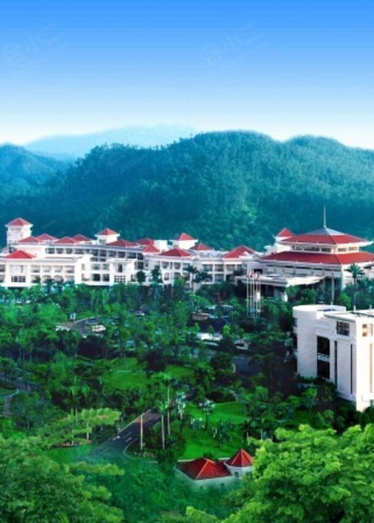 三正半山酒店(东莞塘厦店)外观/俯瞰