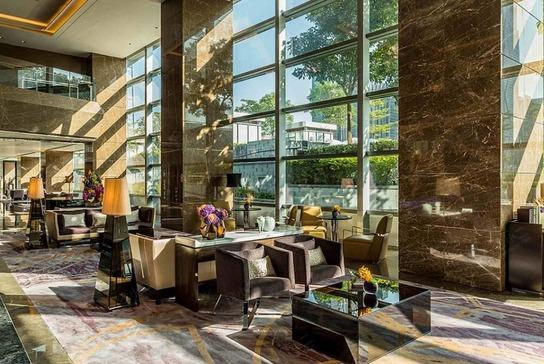 深圳四季酒店大堂