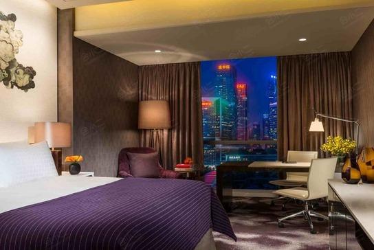 深圳四季酒店环境