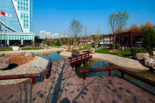 北京辽宁大厦环境