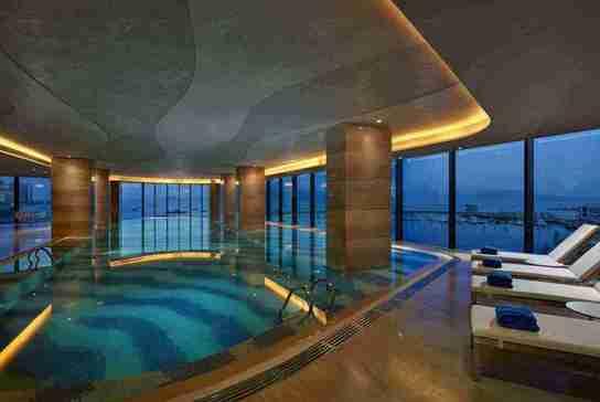 深圳蛇口希尔顿南海酒店泳池/康体