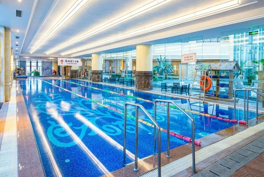 北京新華聯麗景溫泉酒店泳池/康體