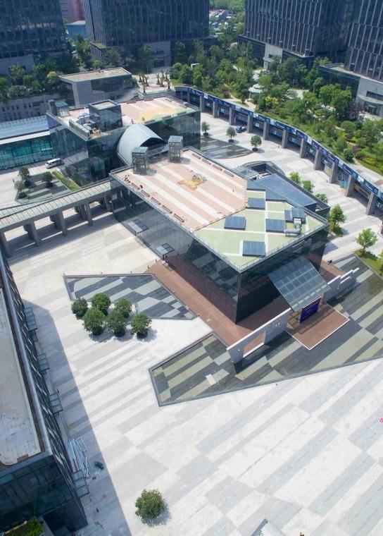 东方万国宴会中心外观/俯瞰