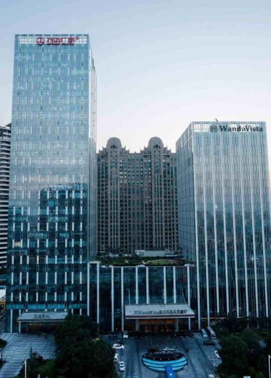 东莞富力万达文华酒店外观/俯瞰