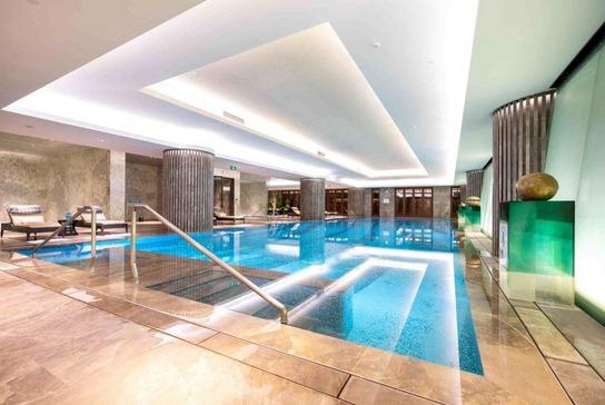 北京海湾半山温泉酒店泳池/康体