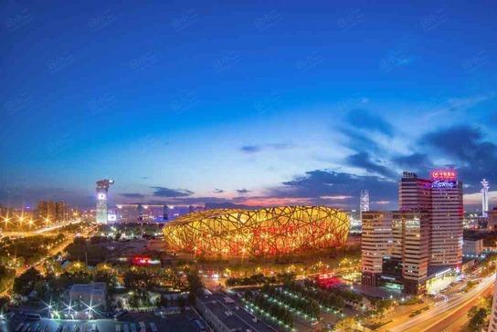 鸟巢CAIA北京会展中心环境