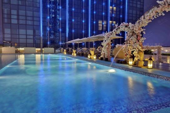 深圳安蒂娅美兰酒店泳池/康体