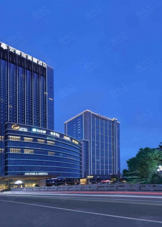 深圳安蒂娅美兰酒店外观/俯瞰