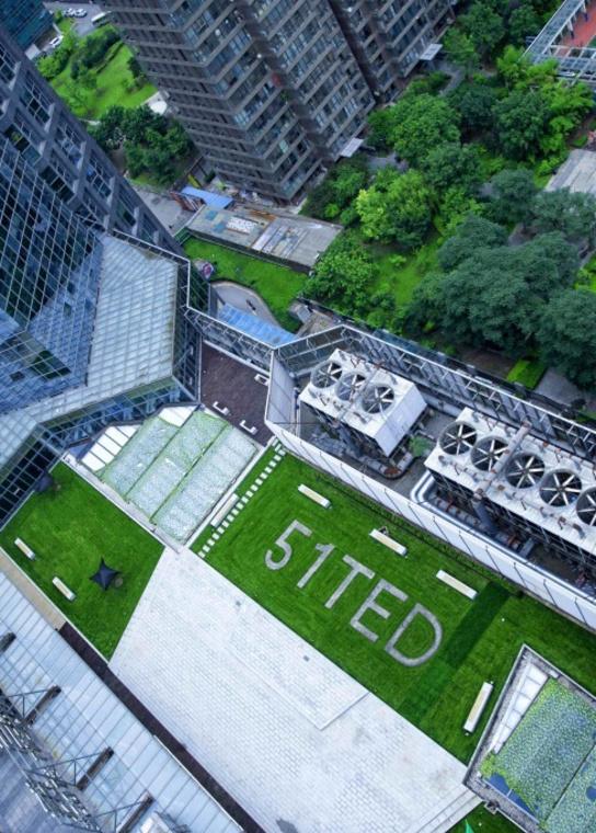 北京东煌凯丽酒店外观/俯瞰