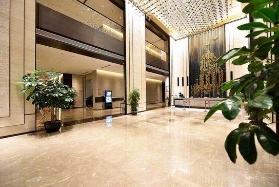 银保建国酒店大堂