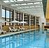 健身中心游泳池