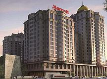 要开会网、会议场地、北京万豪酒店