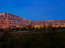 要开会网、会议场地、北京首都机场希尔顿酒店