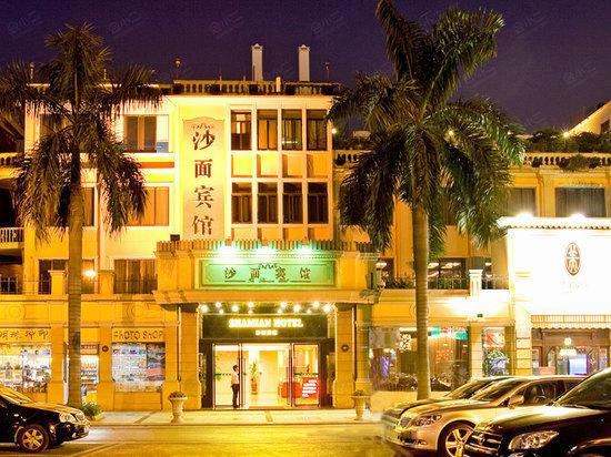 广州沙面宾馆会议室,会议酒店预定