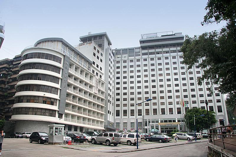 武汉云鹤大厦图片