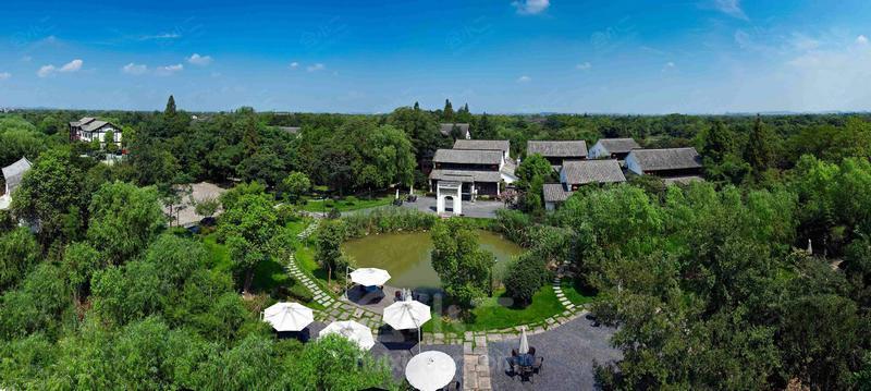 四星酒店 地址: 杭州市西湖区天目山路518号西溪国家湿地公园周家村