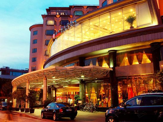 华美达广场杭州海华大酒店