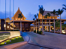 要开会网、会议场地、三亚亚龙湾铂尔曼别墅度假酒店
