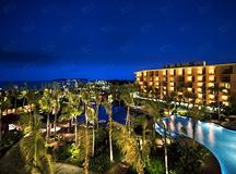 要开会网、会议场地、三亚海棠湾万达希尔顿逸林度假酒店