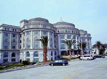 要开会网、会议场地、上海棕榈滩海景酒店