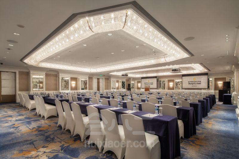 深圳香格里拉大酒店会议室,会议酒店预定,会小二:400