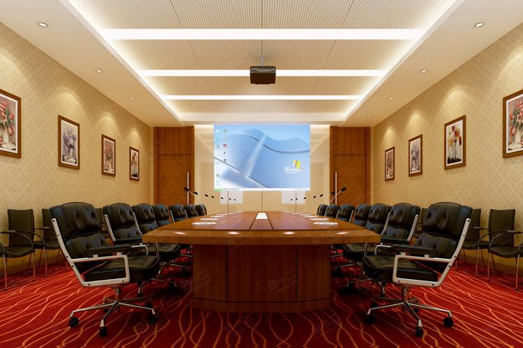 行政会议室图片