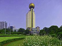 要开会网、会议场地、武汉江城明珠豪生大酒店